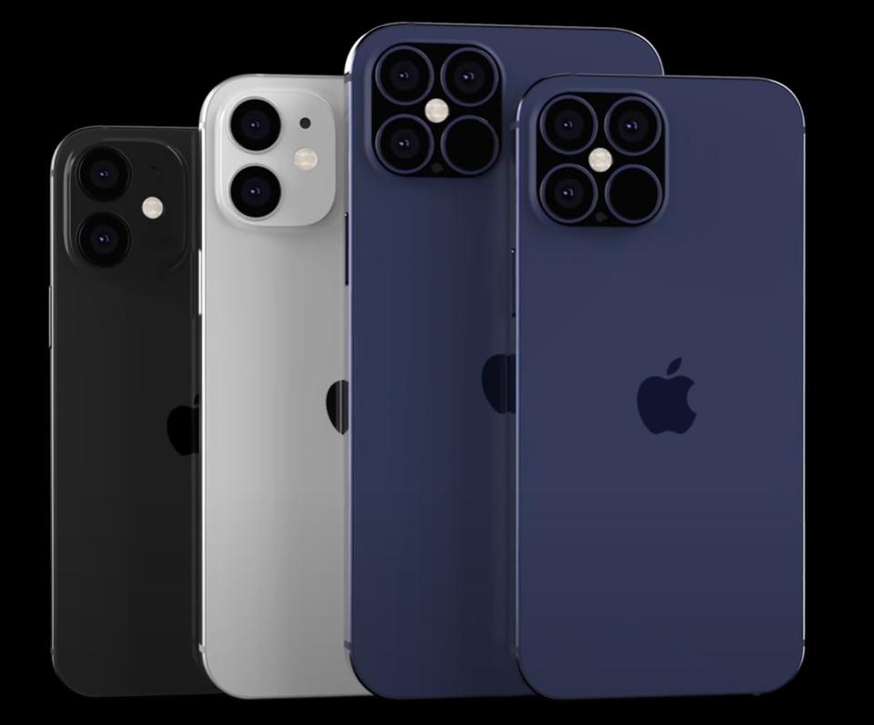 iPhone 12再次确定,或于10月正式发布,售价更感人
